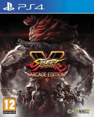 Echanger le jeu Street Fighter V: Arcade Edition sur PS4