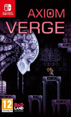 Echanger le jeu Axiom Verge sur Switch