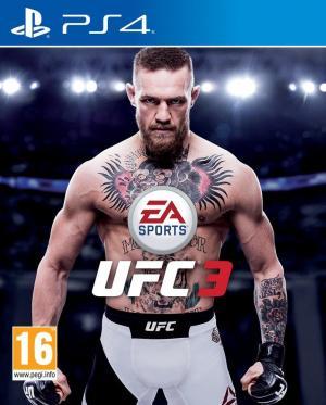 Echanger le jeu UFC 3 sur PS4