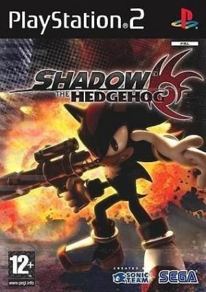 Echanger le jeu Shadow the Hedgehog  sur PS2
