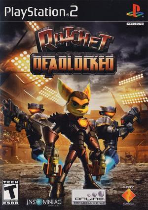Echanger le jeu Ratchet clank gladiator  sur PS2