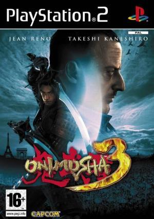 Echanger le jeu Onimusha 3  sur PS2