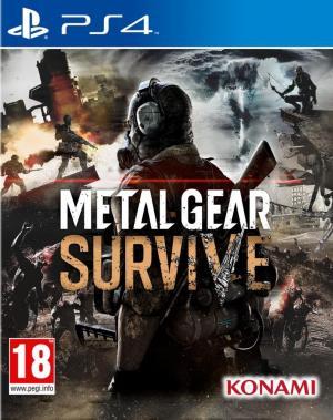 Echanger le jeu Metal Gear Survive sur PS4
