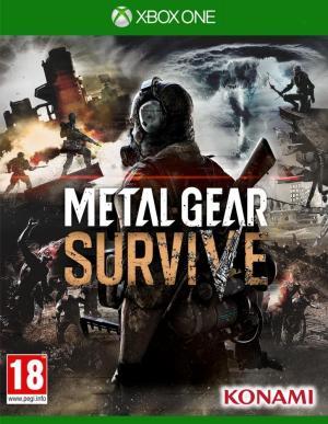 Echanger le jeu Metal Gear Survive sur Xbox One