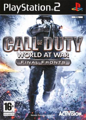 Echanger le jeu Call of Duty: World at War  sur PS2