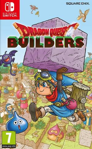 Echanger le jeu Dragon Quest Builders sur Switch