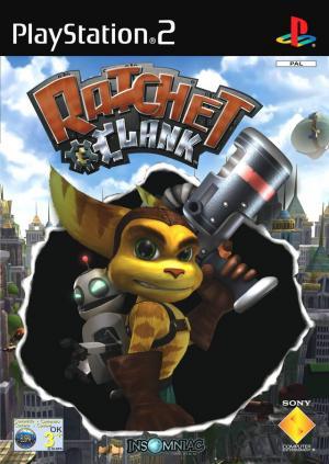 Echanger le jeu Ratchet Et Clank sur PS2