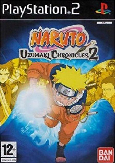 Echanger le jeu Naruto Uzumaki Chronicles 2  sur PS2
