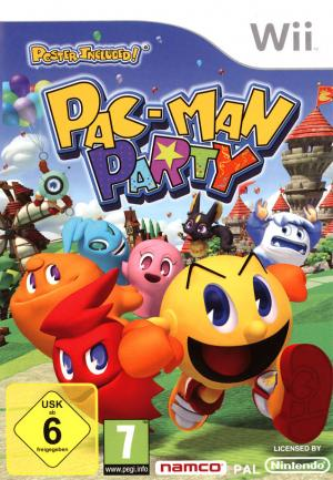 Echanger le jeu Pac-Man Party sur Wii