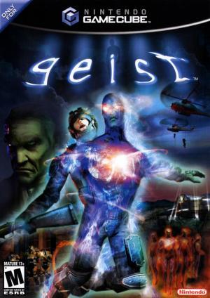 Echanger le jeu Geist sur GAMECUBE