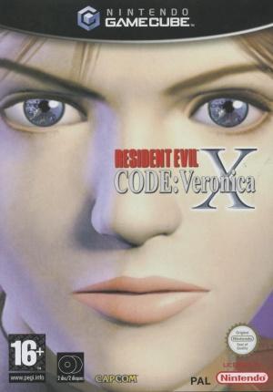Echanger le jeu Resident Evil  Code: Veronica X sur GAMECUBE