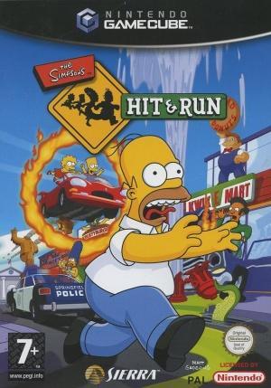 Echanger le jeu The Simpsons Hit & Run  sur GAMECUBE