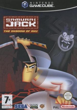 Echanger le jeu Samurai Jack : The Shadow of Aku sur GAMECUBE