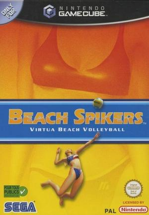 Echanger le jeu Beach Spikers sur GAMECUBE