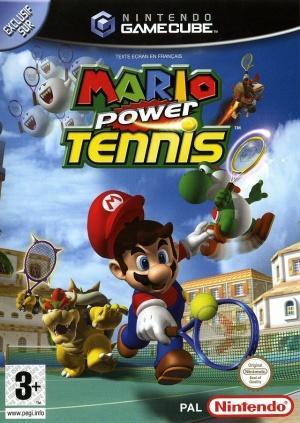 Echanger le jeu Mario Power Tennis sur GAMECUBE
