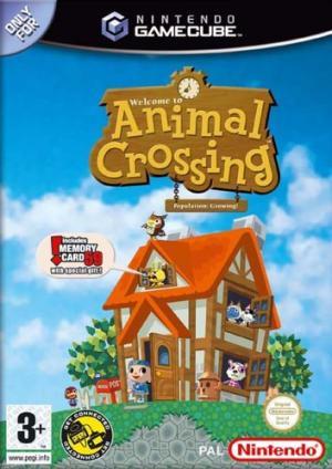 Echanger le jeu Animal Crossing sur GAMECUBE