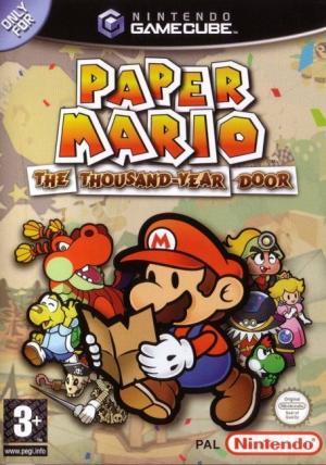 Echanger le jeu Paper Mario : La Porte Millénaire sur GAMECUBE
