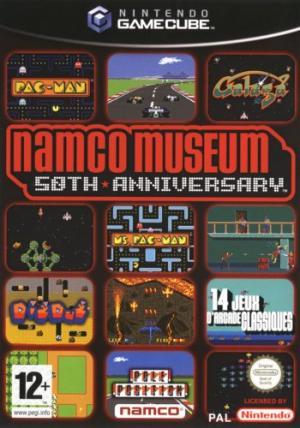 Echanger le jeu Namco Museum 50th Anniversary sur GAMECUBE