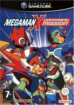 Echanger le jeu Megaman X command mission sur GAMECUBE