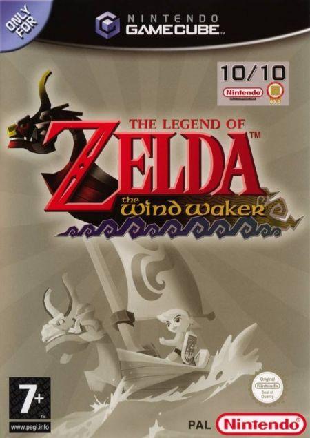 Echanger le jeu The Legend of Zelda : The Wind Waker sur GAMECUBE