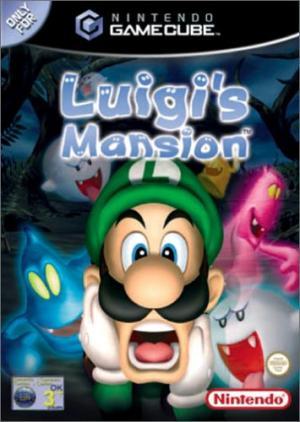 Echanger le jeu Luigi's Mansion sur GAMECUBE