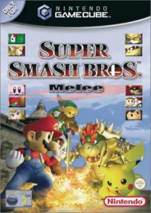 Echanger le jeu Super Smash Bros Melee sur GAMECUBE