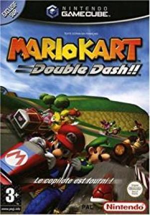 Echanger le jeu Mario Kart : Double Dash !! sur GAMECUBE