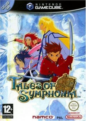 Echanger le jeu Tales of Symphonia sur GAMECUBE