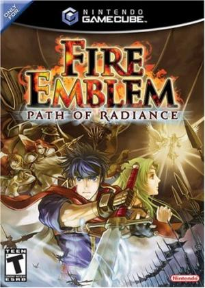Echanger le jeu Fire Emblem : Path of Radiance sur GAMECUBE