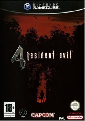 Echanger le jeu Resident Evil 4 sur GAMECUBE