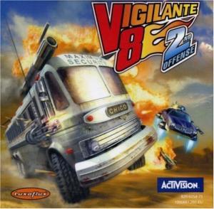 Echanger le jeu Vigilante 8 Second Offense sur DREAMCAST