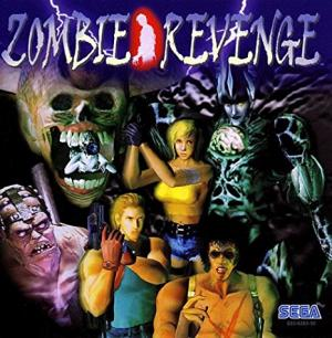 Echanger le jeu Zombie Revenge sur DREAMCAST
