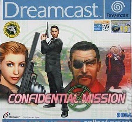 Echanger le jeu Confidential Mission sur DREAMCAST