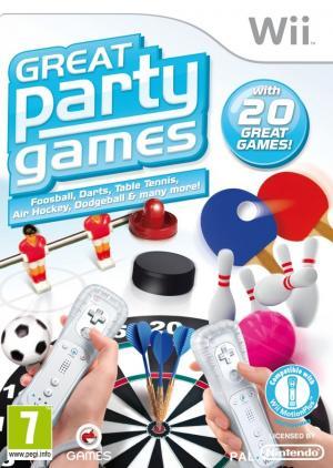 Echanger le jeu Great Party Games sur Wii