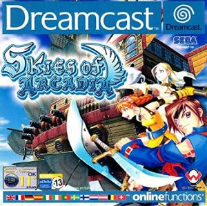 Echanger le jeu Skies Of Arkadia sur DREAMCAST