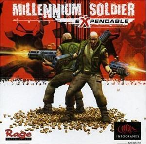 Echanger le jeu Millennium Soldier Expendable sur DREAMCAST