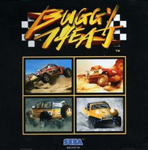 Echanger le jeu Buggy Heat sur DREAMCAST