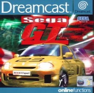 Echanger le jeu Sega GT sur DREAMCAST