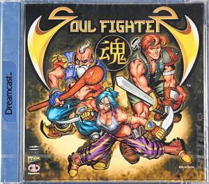 Echanger le jeu Soul Fighter sur DREAMCAST