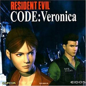 Echanger le jeu Resident Evil Code Veronica sur DREAMCAST