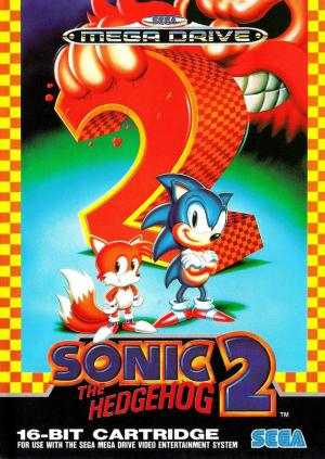 Echanger le jeu Sonic 2 The Hedgehog  sur MEGADRIVE