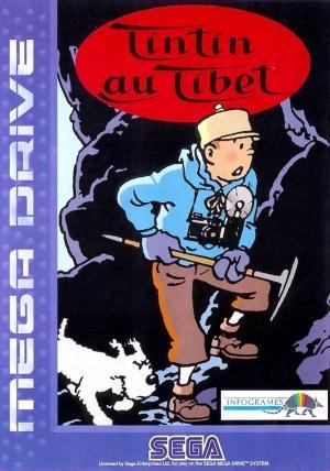Echanger le jeu tintin au tibet sur MEGADRIVE