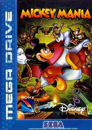 Echanger le jeu Mickey Mania sur MEGADRIVE