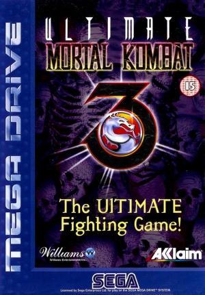 Echanger le jeu Ultimate Mortal Kombat 3  sur MEGADRIVE