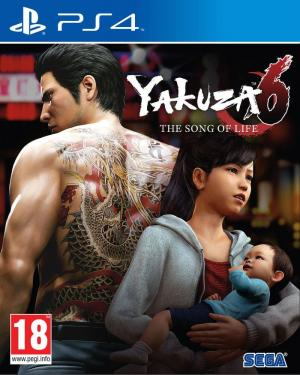 Echanger le jeu Yakuza 6: The Song of Life sur PS4