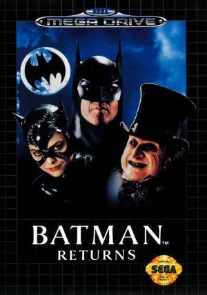 Echanger le jeu Batman Return  sur MEGADRIVE