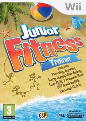 Echanger le jeu Junior Fitness Trainer sur Wii