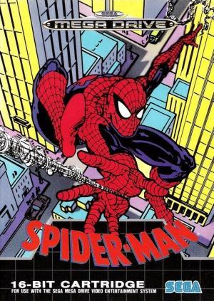 Echanger le jeu Spiderman sur MEGADRIVE