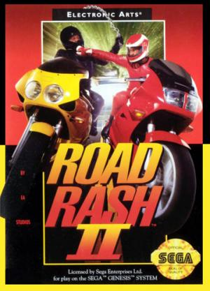 Echanger le jeu Road Rash 2 sur MEGADRIVE