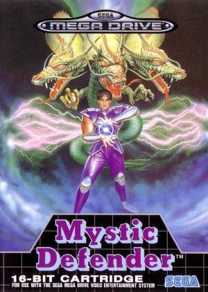 Echanger le jeu Mystic Defender  sur MEGADRIVE